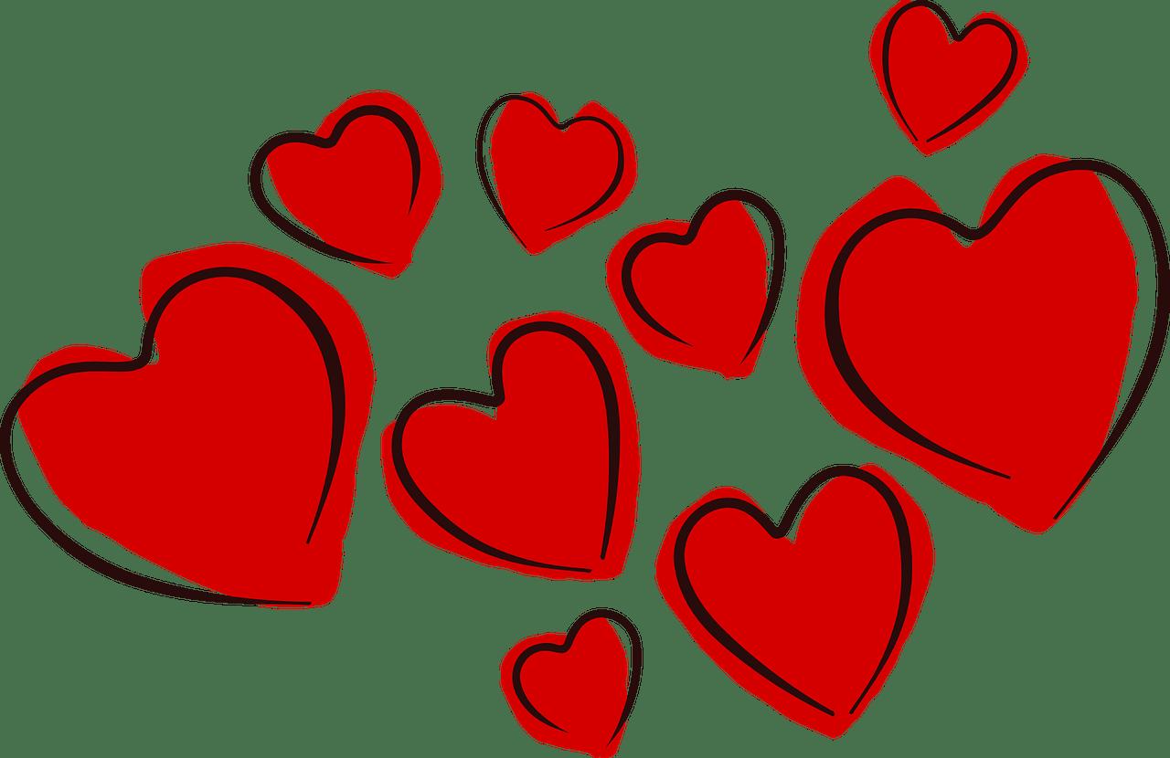 Frases de declaração de amor