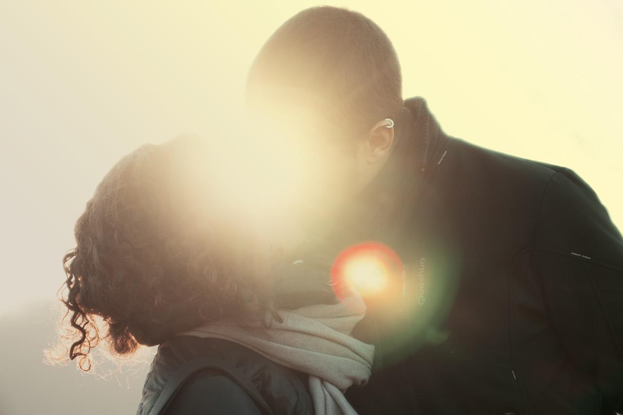Mensagem de declaração de amor