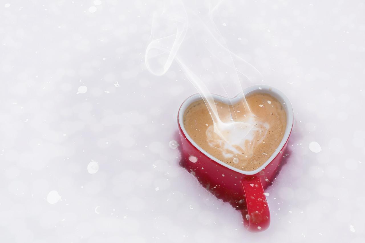 Mensagem romântica de bom dia