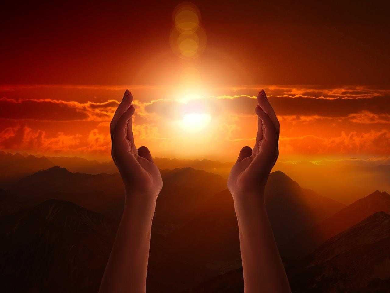 Mensagem de Agradecimento a Deus por Tudo