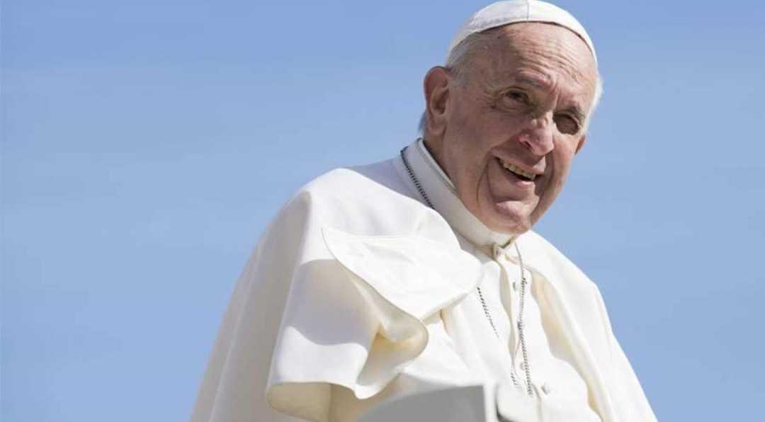 Screenshot 20191209 085238 1 - Papa chama fiéis de todas as religiões a construir um mundo de paz